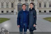Tom Cruise Fototermin - Belvedere - Di 02.04.2013 - 14