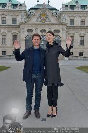 Tom Cruise Fototermin - Belvedere - Di 02.04.2013 - 15