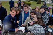 Tom Cruise Fototermin - Belvedere - Di 02.04.2013 - 2