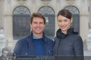 Tom Cruise Fototermin - Belvedere - Di 02.04.2013 - 4