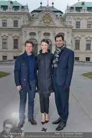 Tom Cruise Fototermin - Belvedere - Di 02.04.2013 - 7
