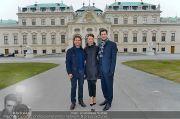 Tom Cruise Fototermin - Belvedere - Di 02.04.2013 - 8