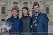Tom Cruise Fototermin - Belvedere - Di 02.04.2013 - 9