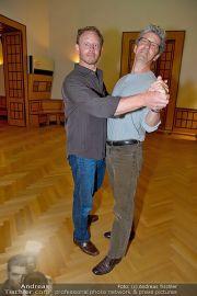 Ian & Charles - Tanzschule Rueff - Do 04.04.2013 - 1