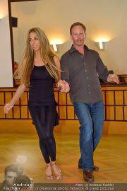 Ian & Charles - Tanzschule Rueff - Do 04.04.2013 - 10