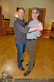 Ian & Charles - Tanzschule Rueff - Do 04.04.2013 - 14