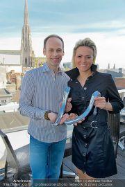 Mr. und Mrs. Shoe - Skybar - Do 11.04.2013 - 10