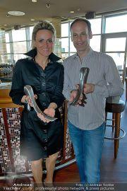 Mr. und Mrs. Shoe - Skybar - Do 11.04.2013 - 9