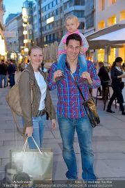 Vernissage - Swarovski Wien - Mi 17.04.2013 - 11