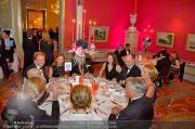 Fundraising Dinner - Albertina - Do 18.04.2013 - 22