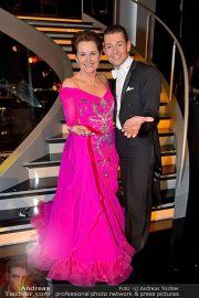 Dancing Stars - ORF Zentrum - Fr 19.04.2013 - 17