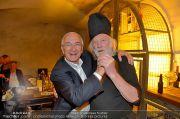 Kuchl is(s) Kult - Villon Weinclub - Fr 26.04.2013 - 17