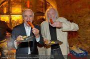 Kuchl is(s) Kult - Villon Weinclub - Fr 26.04.2013 - 3