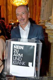 Nein zu arm und krank - Burgtheater - So 28.04.2013 - 11