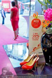 Red Shoe Day - Humanic - Di 07.05.2013 - 15