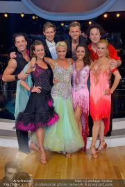 Dancing Stars - ORF Zentrum - Fr 10.05.2013 - 2