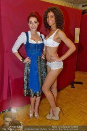 Modenschau Backstage - Kulturhaus Hirtenberg - Sa 11.05.2013 - 12