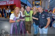 Opening - Bergstation Tirol - Di 14.05.2013 - 16