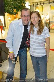 ALive Ausstellung - Donauzentrum - Di 21.05.2013 - 19
