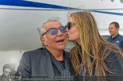 Lifeball Flieger 2 - Flughafen - Fr 24.05.2013 - 18