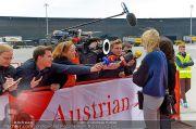 Lifeball Flieger 2 - Flughafen - Fr 24.05.2013 - 33