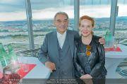 Die Donau Buchpräsentation - Donauturm - Mi 26.06.2013 - 11