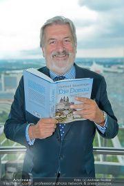 Die Donau Buchpräsentation - Donauturm - Mi 26.06.2013 - 18