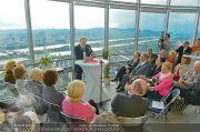 Die Donau Buchpräsentation - Donauturm - Mi 26.06.2013 - 8