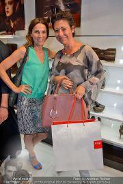 Schuhpräsentation - Högl Store - Di 23.07.2013 - 11