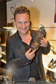 Schuhpräsentation - Högl Store - Di 23.07.2013 - 25