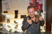 Schuhpräsentation - Högl Store - Di 23.07.2013 - 26