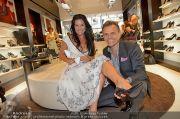 Schuhpräsentation - Högl Store - Di 23.07.2013 - 3