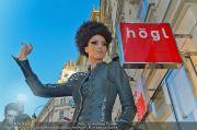 Schuhpräsentation - Högl Store - Di 23.07.2013 - 6