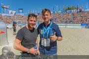 Beachvolleyball EM - Klagenfurt - Fr 02.08.2013 - 1