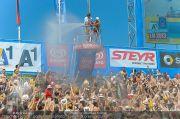 Beachvolleyball EM - Klagenfurt - Fr 02.08.2013 - 14