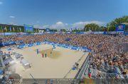 Beachvolleyball EM - Klagenfurt - Sa 03.08.2013 - 13