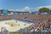 Beachvolleyball EM - Klagenfurt - Sa 03.08.2013 - 14