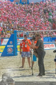 Beachvolleyball EM - Klagenfurt - Sa 03.08.2013 - 33