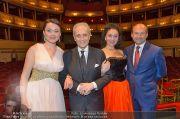 Jose Carreras - Staatsoper - So 15.09.2013 - 20