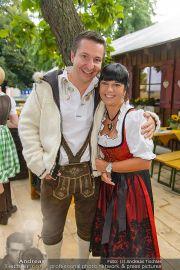 Eröffnung - Wiener Wiesn - Do 19.09.2013 - 12