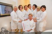 Zertifikat Übergabe - Ordination Wegrostek - Mo 23.09.2013 - 15