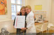 Zertifikat Übergabe - Ordination Wegrostek - Mo 23.09.2013 - 2