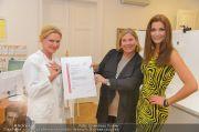 Zertifikat Übergabe - Ordination Wegrostek - Mo 23.09.2013 - 21