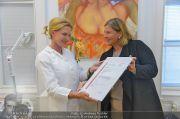 Zertifikat Übergabe - Ordination Wegrostek - Mo 23.09.2013 - 4