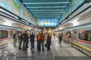 Metro Boutique - U-Bahn Volkstheater - Do 26.09.2013 - 10
