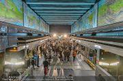 Metro Boutique - U-Bahn Volkstheater - Do 26.09.2013 - 16