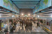 Metro Boutique - U-Bahn Volkstheater - Do 26.09.2013 - 18