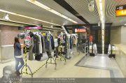 Metro Boutique - U-Bahn Volkstheater - Do 26.09.2013 - 2