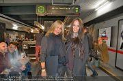 Metro Boutique - U-Bahn Volkstheater - Do 26.09.2013 - 20