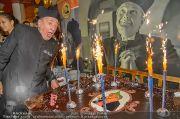 Lugners Geburtstag - Lugner City - Fr 11.10.2013 - 45